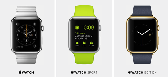 Banners and Alerts と Apple Apple Watch 概要